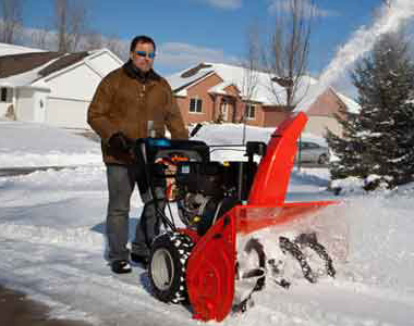 ariens deluxe 28 snowblower engine manual