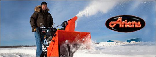 Ariens Snow Blower Feature Guide