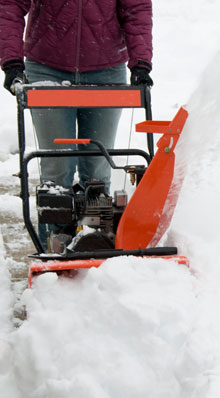 Consumer Two Stage Snow Blower