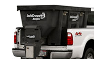 SaltDogg Electric Drive Salt Spreader