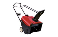 Honda Single Stage Snow Blowers