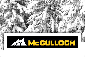 McCulloch Snow Blowers