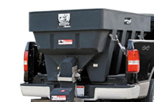 Electric Drive Salt Spreaders