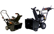Sno-Tek Consumer Snow Blowers