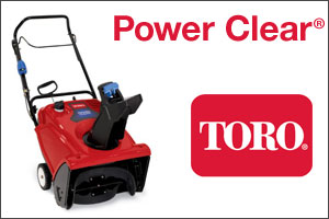 Toro Power Clear Snow Blower