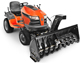 Husqvarna 50 inch Two Stage Tractor Mount Snow Blower