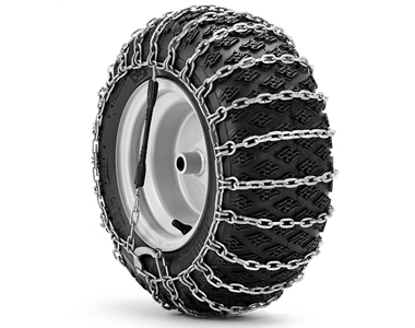 Husqvarna 531030116 - Tire Chains SnowBlowersAtJacks.Com
