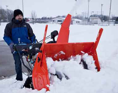 Ariens Hydro Pro Track 32 inch 420cc Two Stage Snow Blower ...