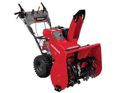 honda snow blowers honda hss928aw 28 inch 270cc two stage snow blower 10997